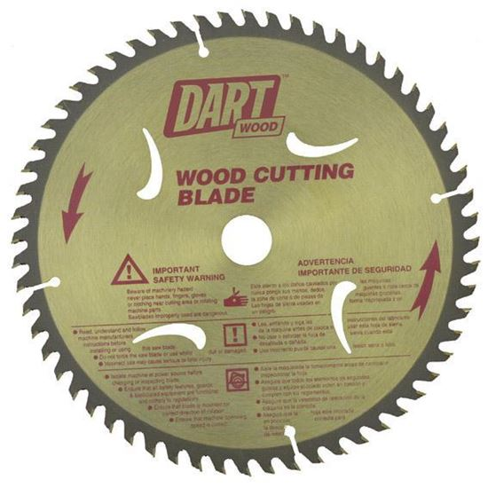 Dart Saw Blade - 235mm - 60 Teeth