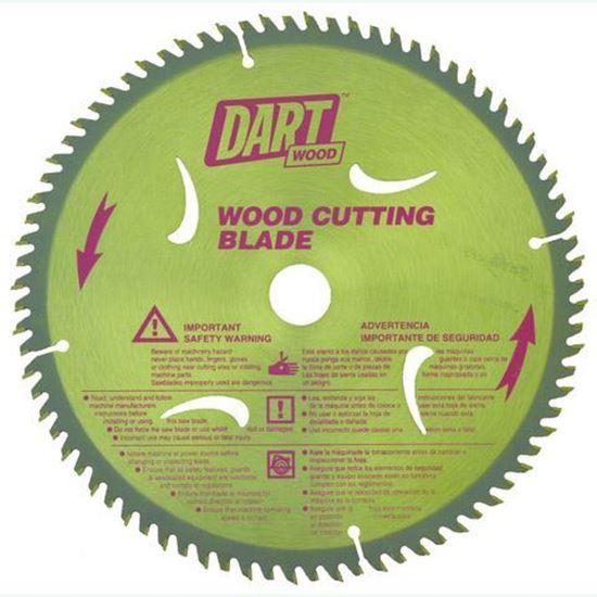 Dart Saw Blade - 235mm - 80 Teeth