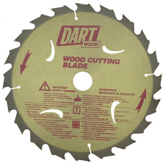 Dart Saw Blade - 250mm - 20 Teeth