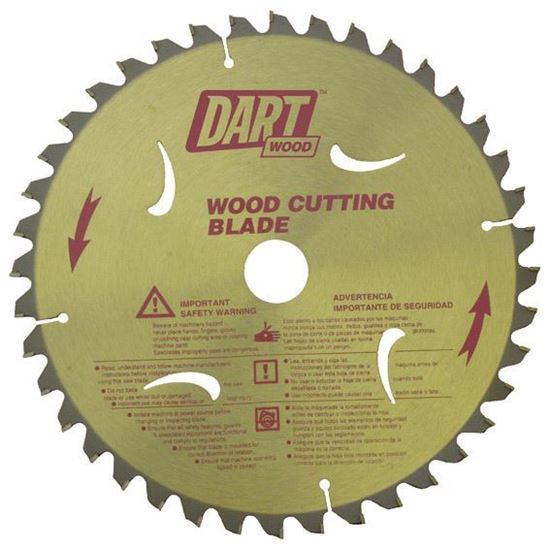 Dart Saw Blade - 250mm - 40 Teeth