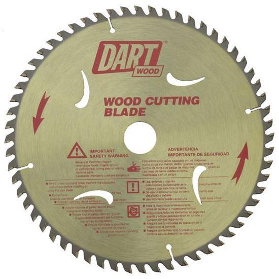 Dart Saw Blade - 250mm - 60 Teeth