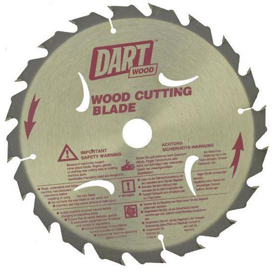 Dart Saw Blade - 160mm - 20 Teeth