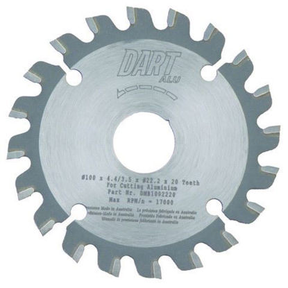 Dart Saw Blade - 100mm - 20 Teeth