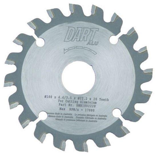 Dart Saw Blade - 100mm - 20 Teeth