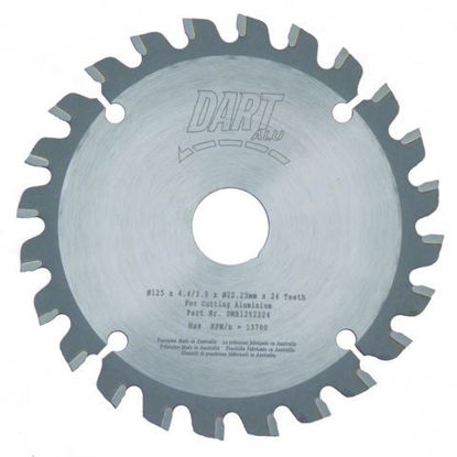 Dart Saw Blade - 115mm - 24 Teeth