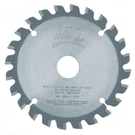 Dart Saw Blade - 125mm - 24 Teeth