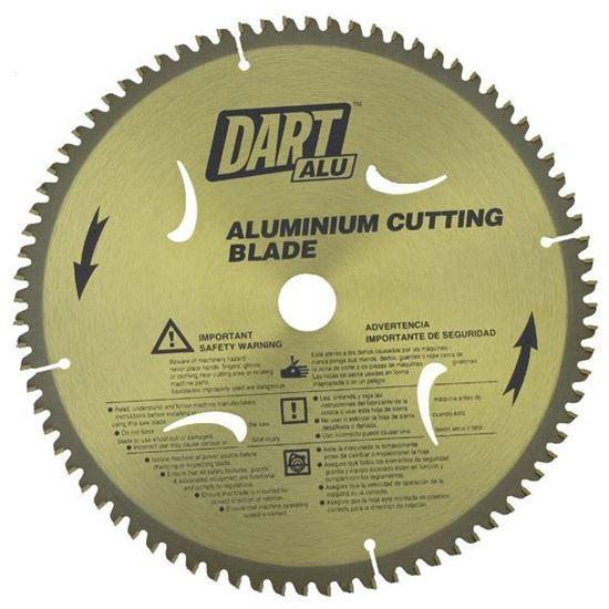 Dart Saw Blade - 255mm - 80 Teeth