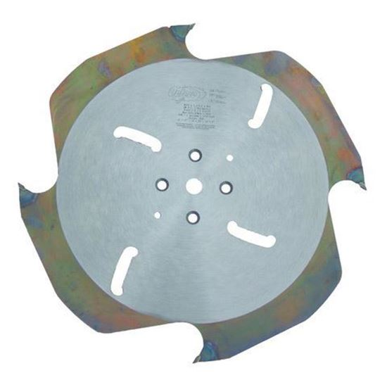 Opteco Saw Blade - 424mm - 4 Teeth