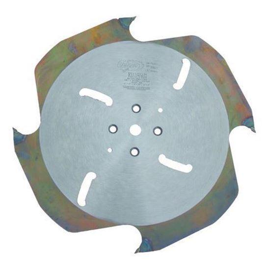 Opteco Saw Blade - 424mm - 4 Teeth
