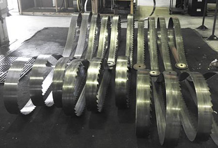 Picture for category Resaw/Sawmill Bandsaw Blades
